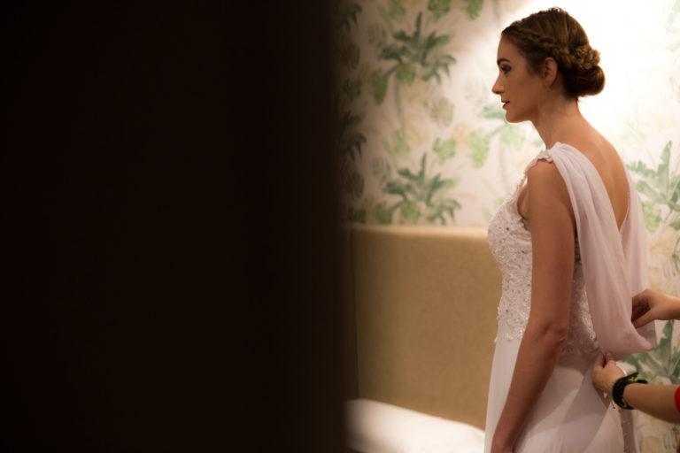 Fotografía de novia   Javier Rey fotógrafo de bodas internacional residente en Madrid.