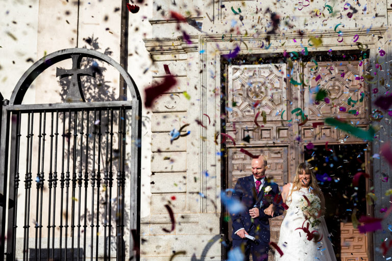 Javier Rey fotógrafo de bodas internacional residente en Madrid.