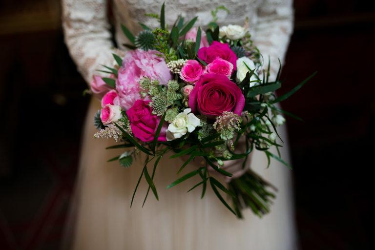 Ramo de flores de novia | fotógrafo de Bodas