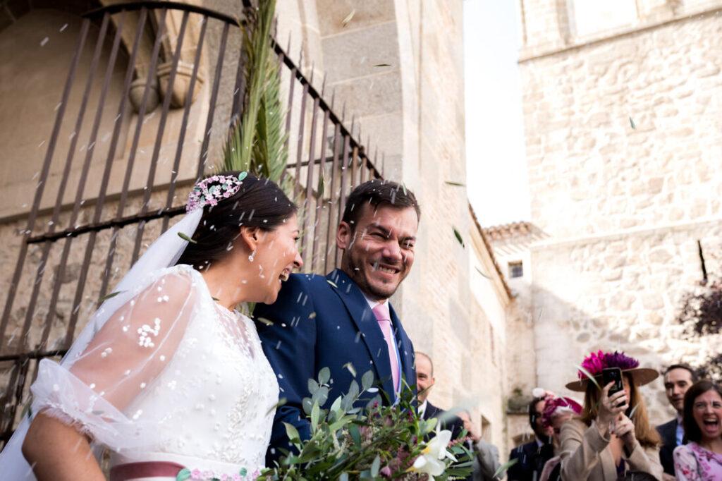 Fotografía de boda Talavera de la Reina